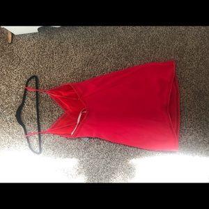 Lovers + Friends Dresses - Red Lovers + Friends mini dress